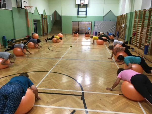 Foto Fitness und Gesundheitssport