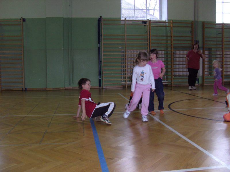 Foto Kinderturnen