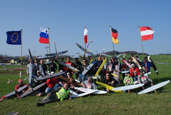 Foto Modellflug - F3K WM