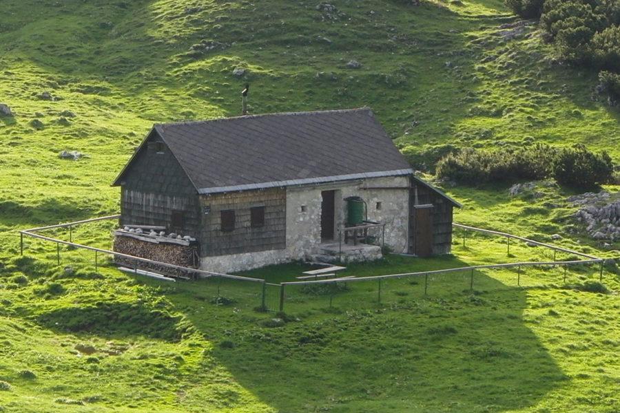 Foto Pfaffing Hütte