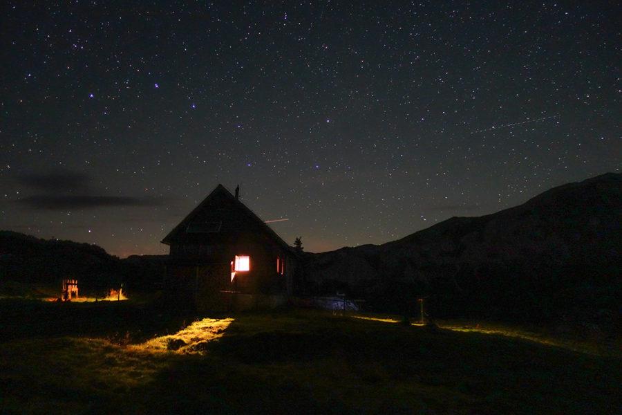 Foto Pfaffing bei Nacht