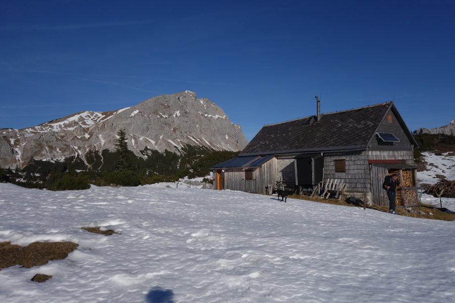 Foto Pfaffing mit Schnee