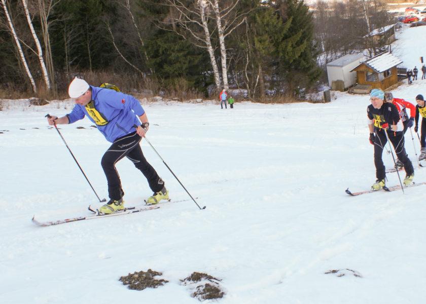 Foto Skibergsteigen