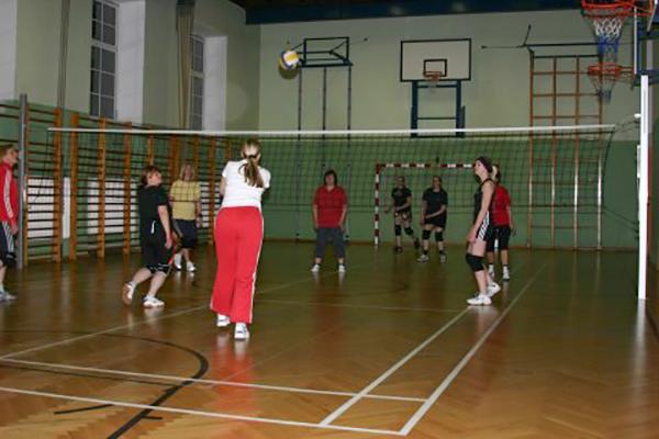 Foto Volleyball-Damen